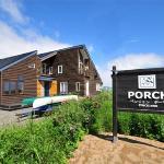 Pension Porch
