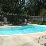 Pool at cabana gardens