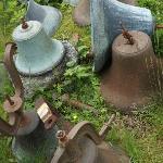 Bells in church yard