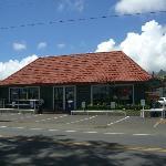 theHibachi in Kailua, Hawaii on the island of Oahu