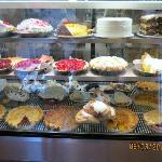 Pine Country on Route 66 dessert case