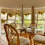 Dining Area with large panoramic views