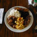 best food I had in Costa Rica