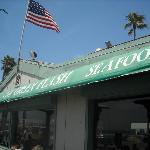 Great food, right on the beach front