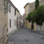 Street in Boulbon