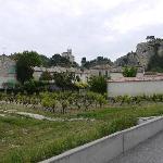 Ruins in town (Boulbon)
