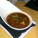 Chipotle Chorizo and Bean Soup