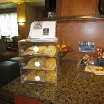 Complimentary Cookies