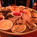 oyster sampler- 9 types
