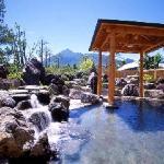 大浴場岩露天風呂