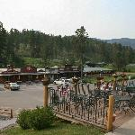 Campground Village at KOA Palmer Gulch