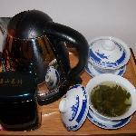 The Tea-set