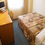 Hotel Sunroute Patio Goshogawara