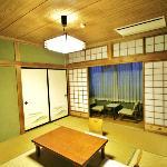 Kappo Nagahama ryokan