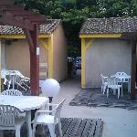 """Espace terrasse """"privatif"""""""