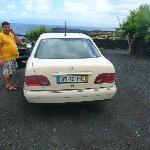 our taxidriver José Leo at Pico
