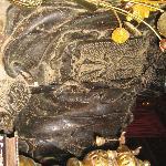 Temple Quan Thanh épée serpent et tortue