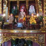 Pagode Tran Quoc autel