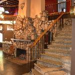 The 1912 Inn lobby