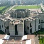 NATIONALE PARLAMENT VON BANGLADESCH