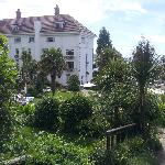 Gardens & Rear of Hotel