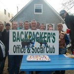 Grand Opening of the New Backpackers, Inn. Social Club