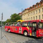 Hop On - Hop Off Bus Tour in PRAGUE