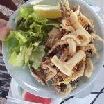 menu' di ferragosto 2012: fritturina!!!