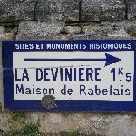 La deviniere, maison de Rabelais