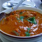 Chicken Tikka Masala at Jordan Curry House