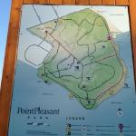 Pleasant Point Park Trail Map