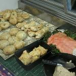 Knishes & Lox!!!