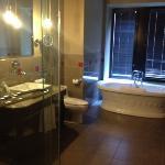 big awesome bathroom