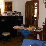 Sala colazione (buffet)