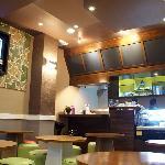 Coffeeshop, Restaurant