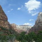 In Zion.