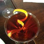 Negroni - my new favourite drink!