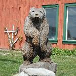 Meryl the Famous Bear
