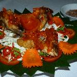 """Special """"Flying Fish"""""""