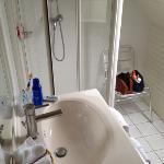 salle de bain mansarde...:-(