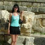 Элементы украшения амфитеатра