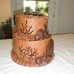 Wedding cake - May 2012