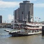 cruise on the Mississippi