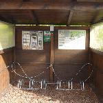 Rincon para las bicicletas