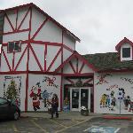Santa Claus House