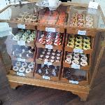 Cuckoo's Bakery, 150 Dundas street. Don´t miss it :-)