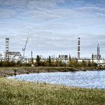 The Chernobyl Nuclear Power Plant reactors nr. 1-4