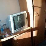 télévision jamais nettoyée