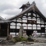 Beautiful temple buildings