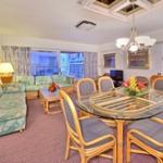 Three Bedroom Penthouse Dining/Living Room